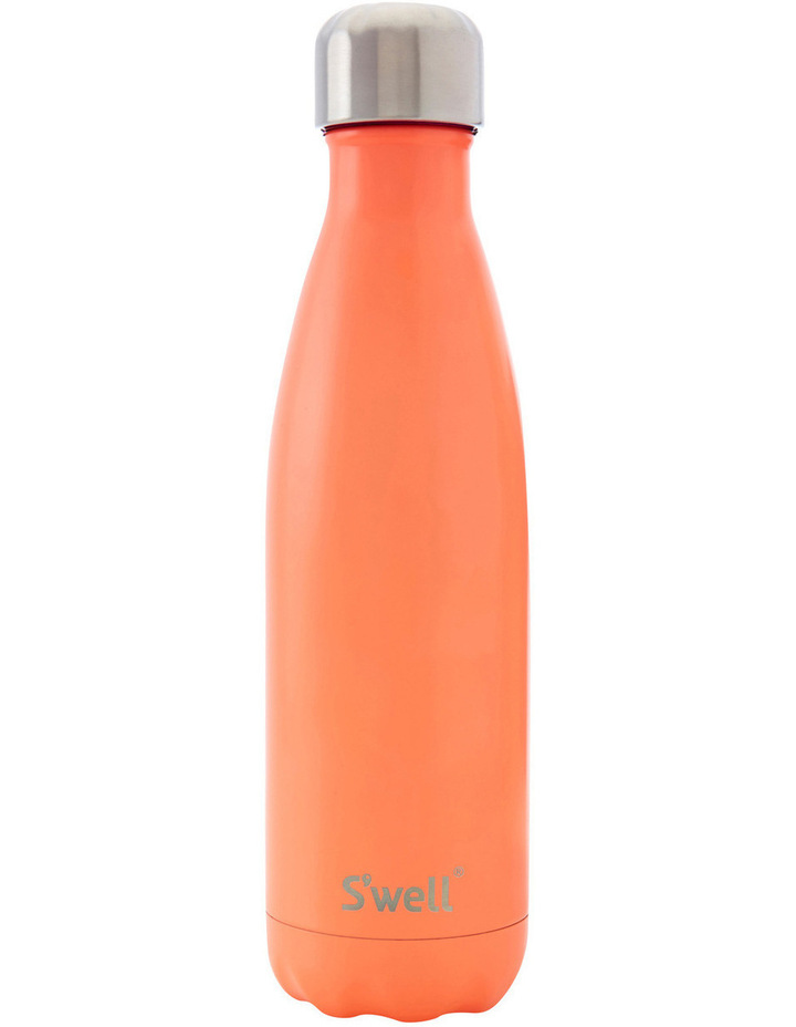 Insulated Stainless Steel Water Bottle  500ml - Birds of Paradise image 1