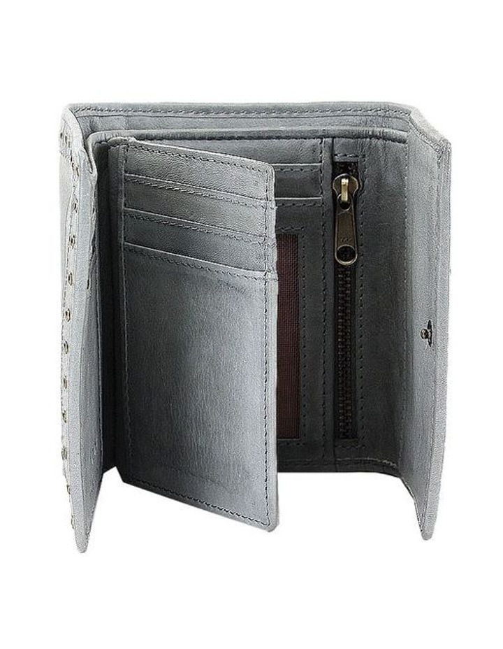 PWM301 Rivet Flap Over Wallet image 2