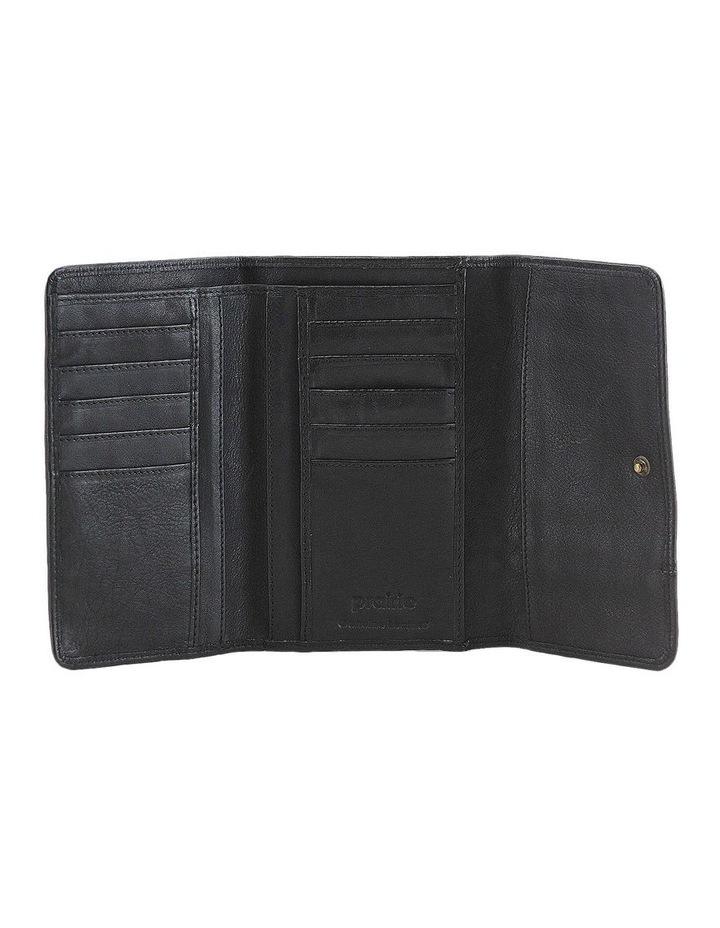 PWM302 Rivet Flap Over Wallet image 2