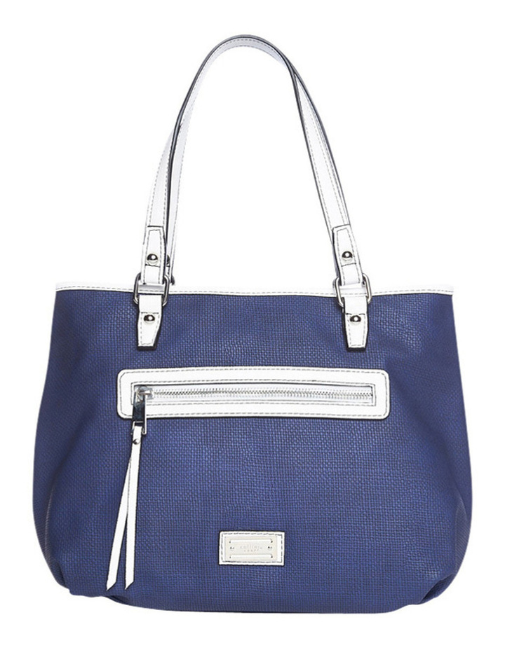 CSH012 Tote In Navy image 1