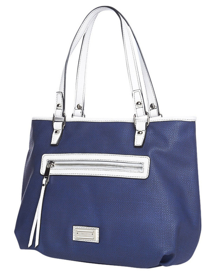 CSH012 Tote In Navy image 2