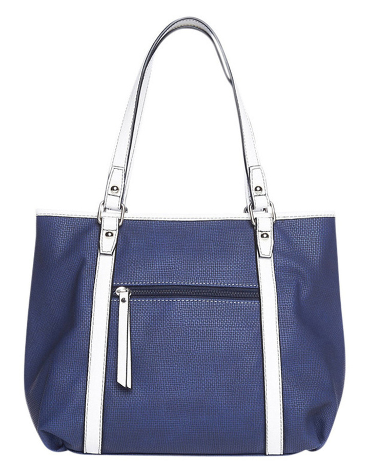 CSH012 Tote In Navy image 3