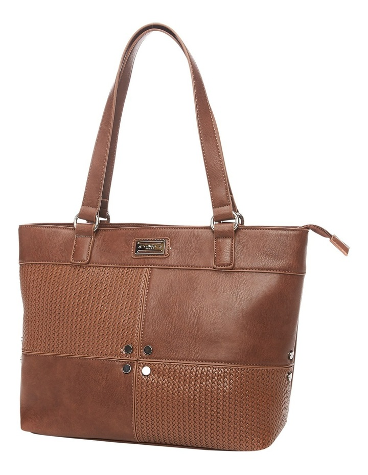 Joan Double Handle Tote Bag CSK120 image 2