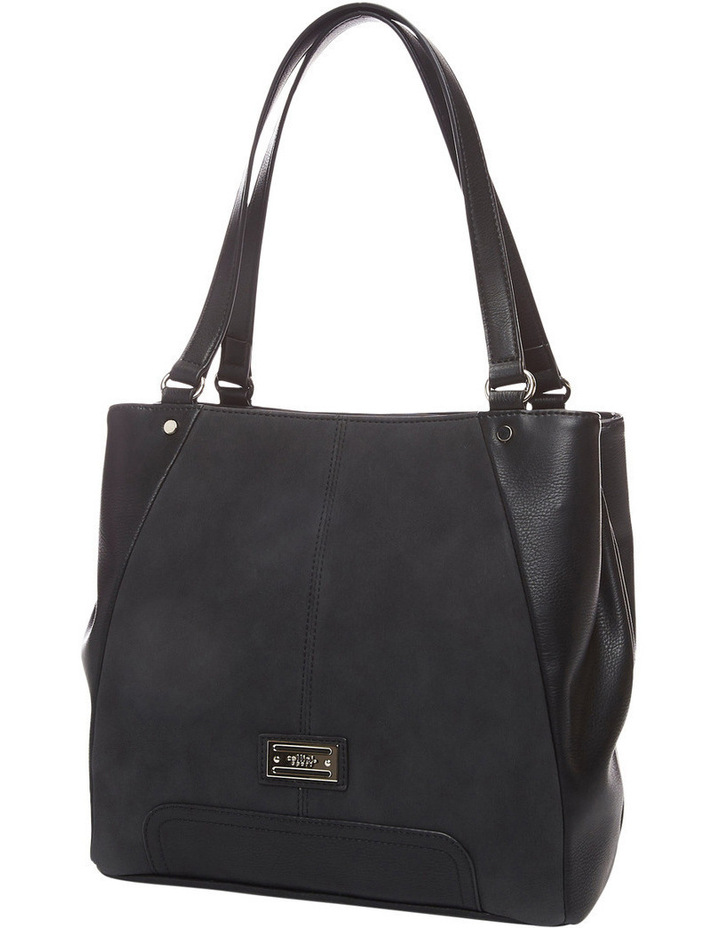 Megan Double Handle Tote Bag image 2