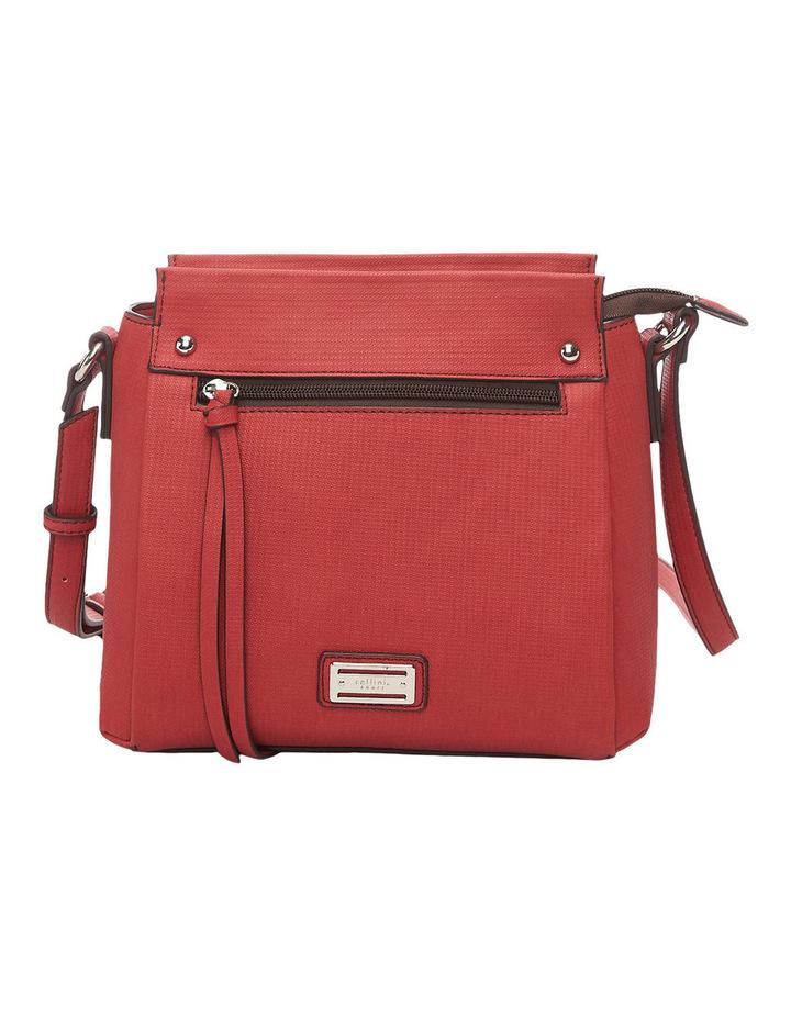 Nora Front Zip Crossbody Bag image 1