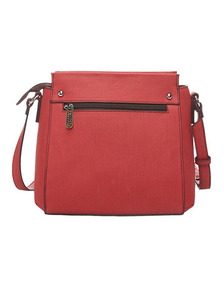 Nora Front Zip Crossbody Bag image 3