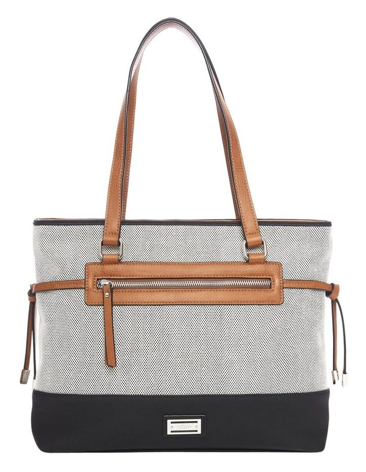 Bianca Zip Top Tote Bag image 1