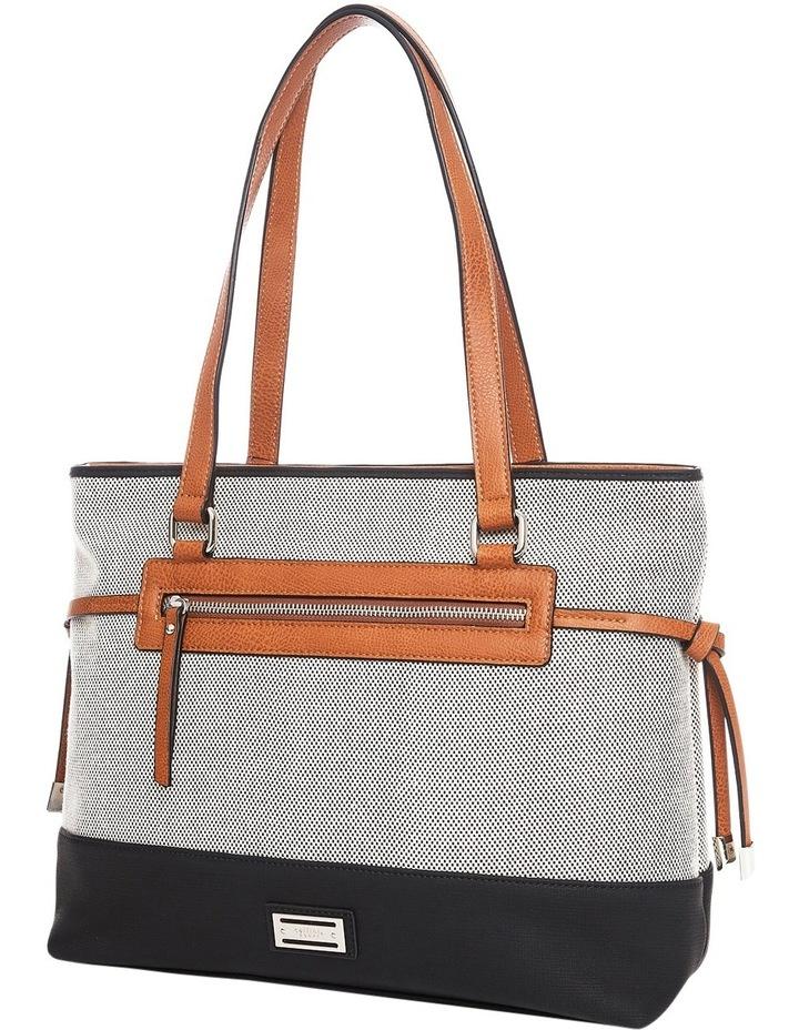 Bianca Zip Top Tote Bag image 2