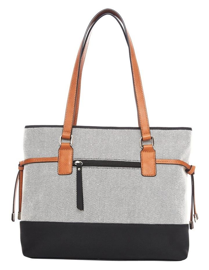 Bianca Zip Top Tote Bag image 3