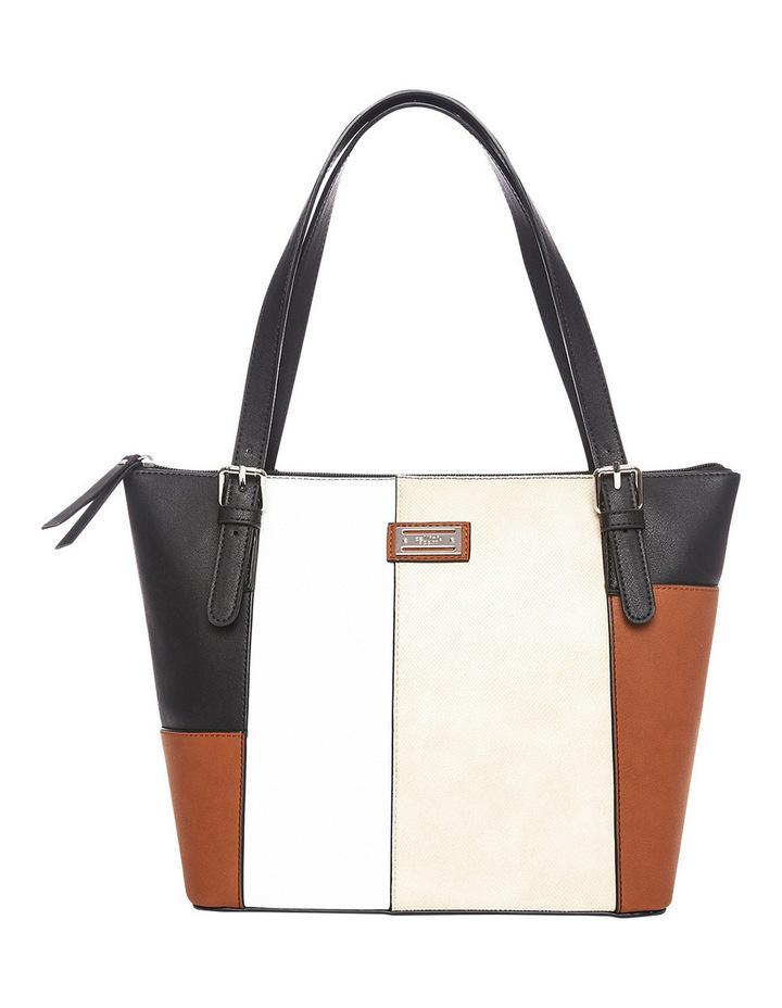 Debbie Zip Top Tote Bag image 1