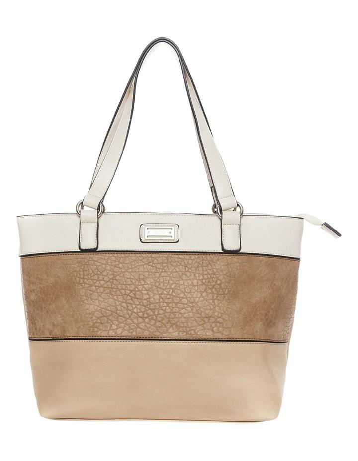 Jessica Zip Top Tote Bag image 1