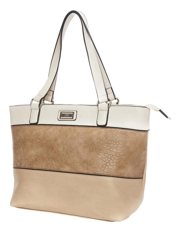 Jessica Zip Top Tote Bag image 2