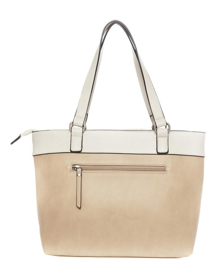 Jessica Zip Top Tote Bag image 3