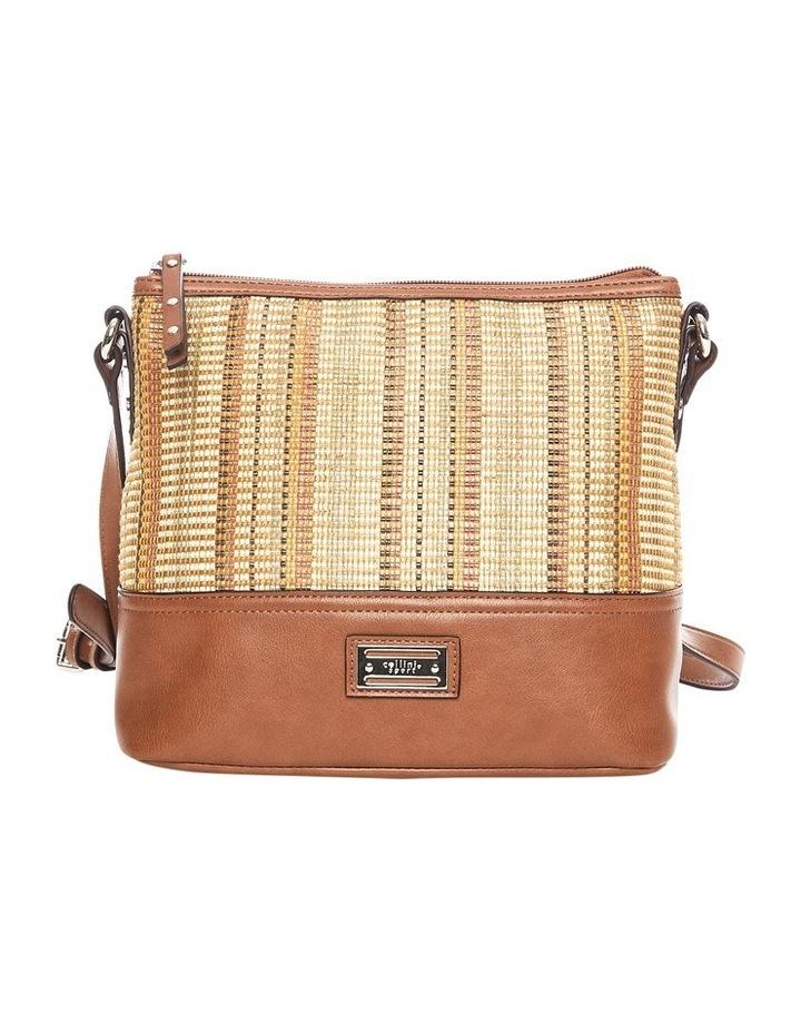 Lottie Zip Top Crossbody Bag image 1
