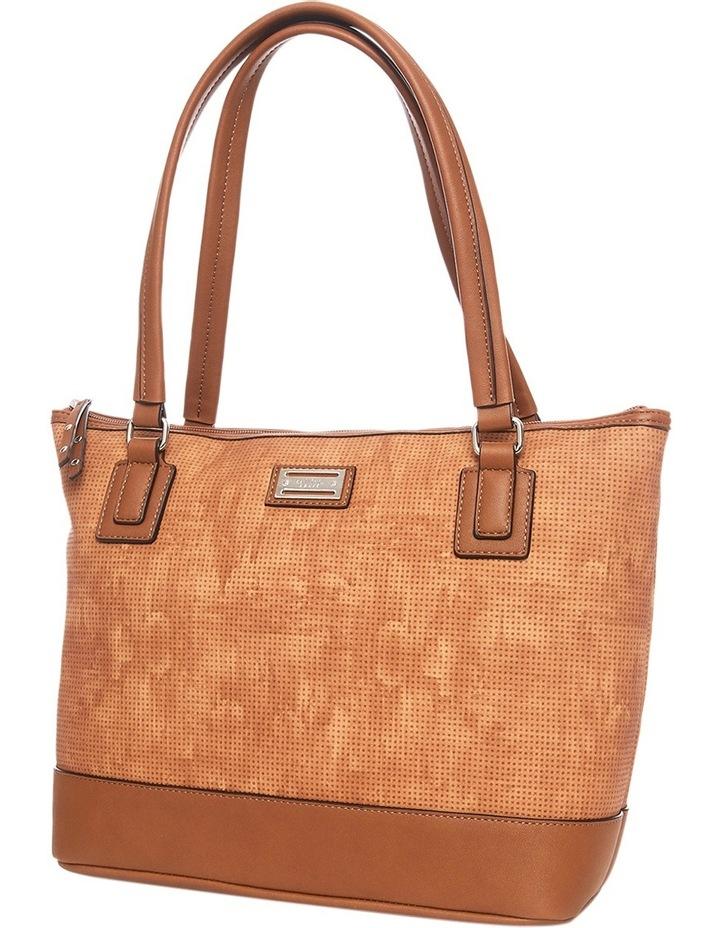 Mara Zip Top Tote Bag image 2