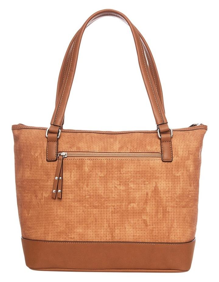 Mara Zip Top Tote Bag image 3