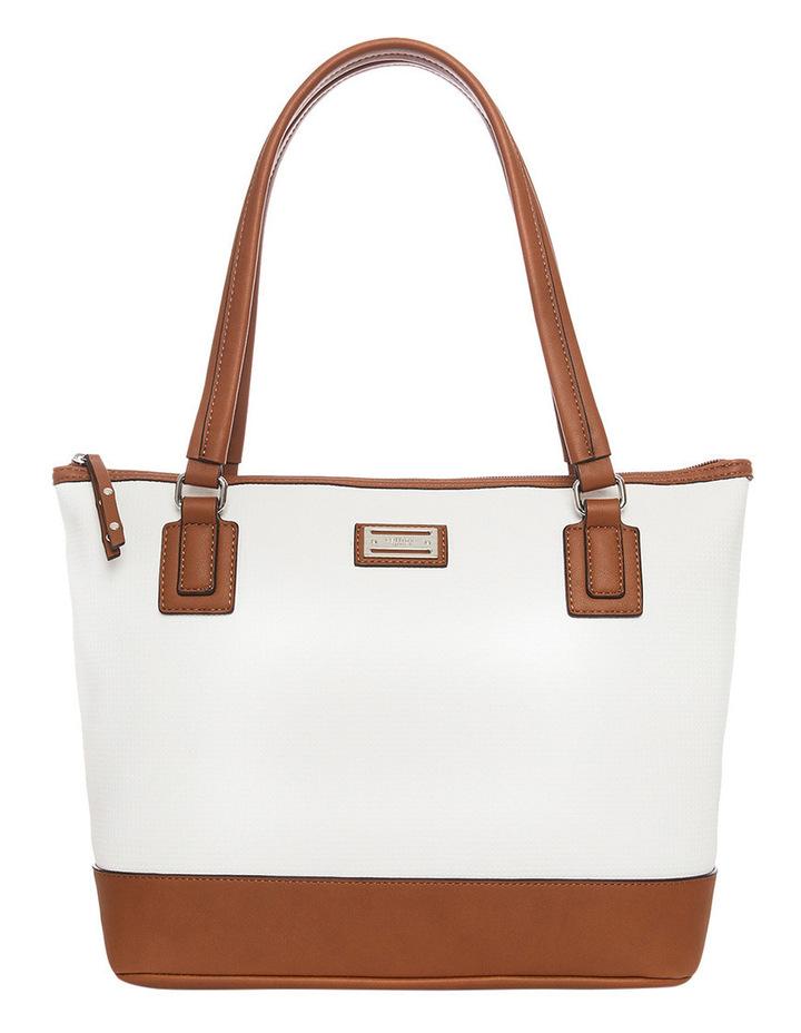 Mara Zip Top Tote Bag image 1