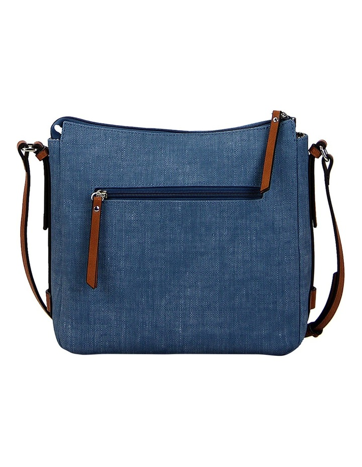 Patti Zip Top Crossbody Bag image 3