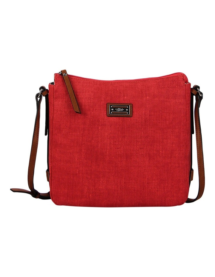 Patti Zip Top Crossbody Bag image 1
