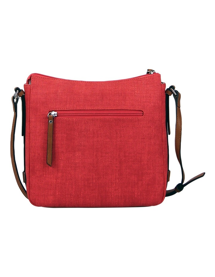 Patti Zip Top Crossbody Bag image 3