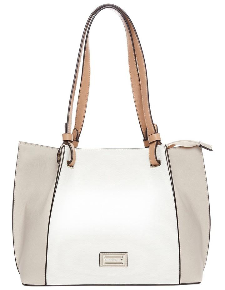 Teresa Zip Top Tote Bag image 1