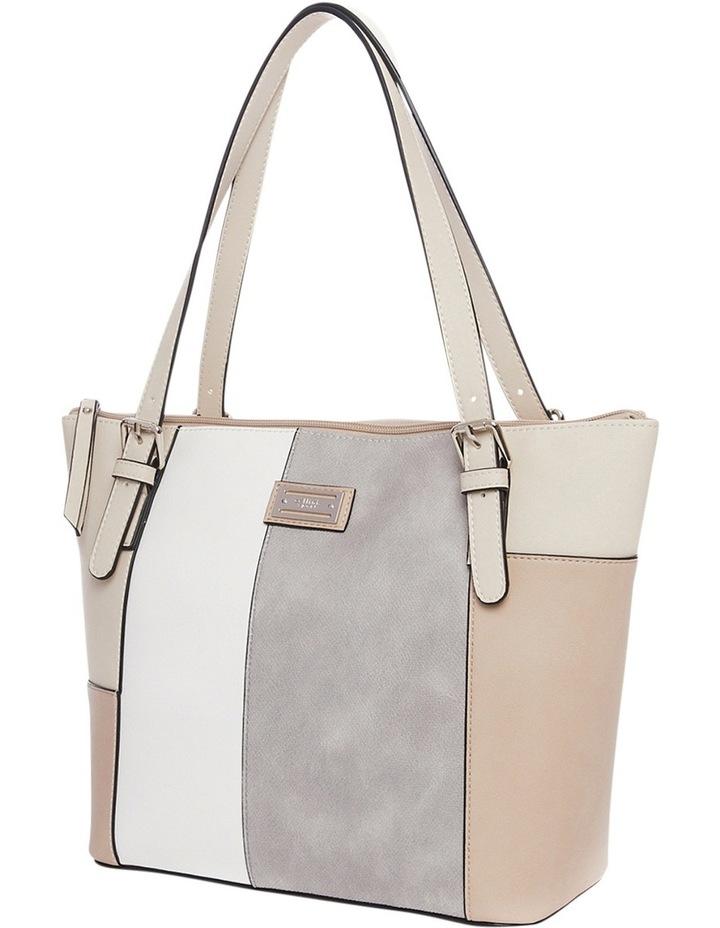 Debbie Zip Top Tote Bag image 2