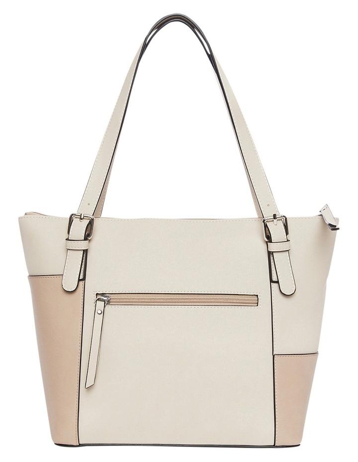 Debbie Zip Top Tote Bag image 3