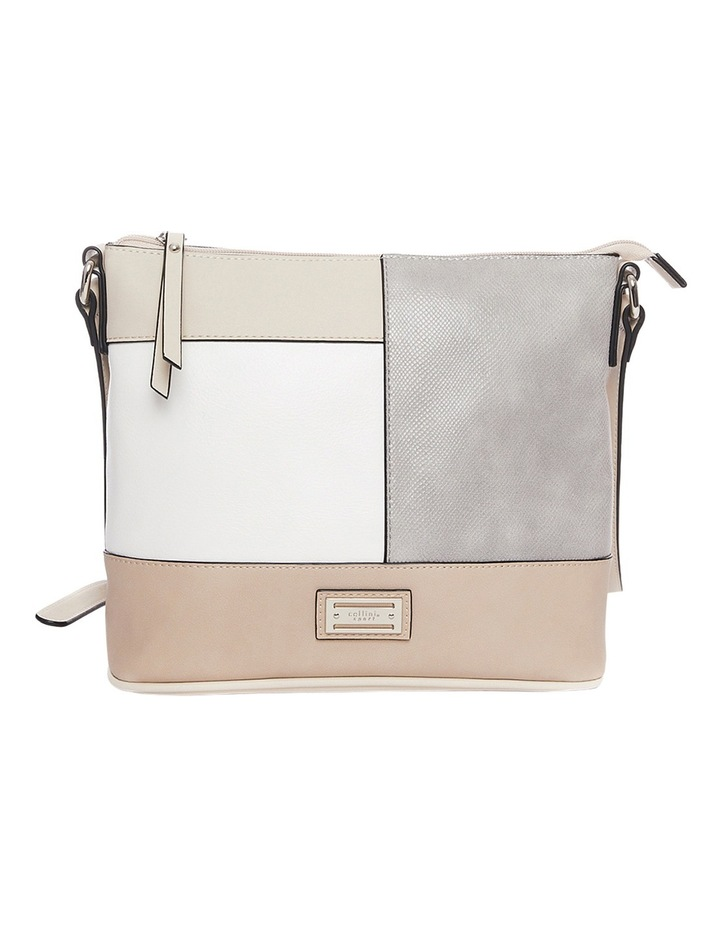 Debbie Zip Top Crossbody Bag image 1