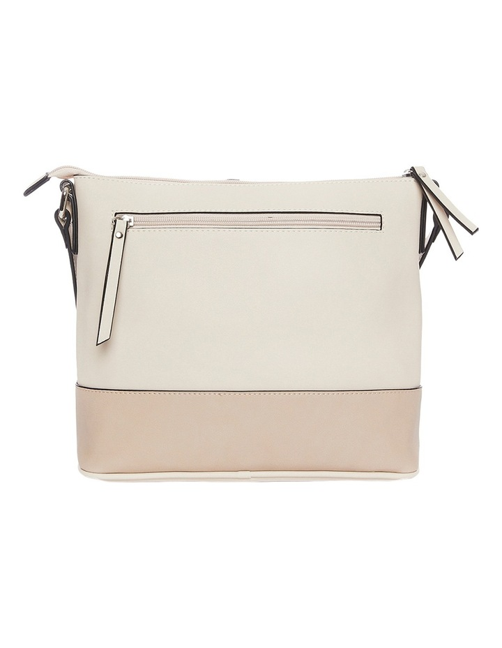 Debbie Zip Top Crossbody Bag image 3