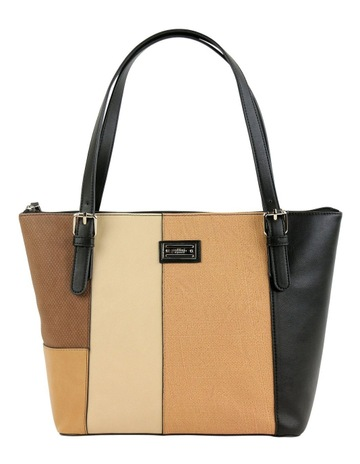 8820467ba08b Cellini Sport CSM005 DEBBIE Zip Top Tote Bag
