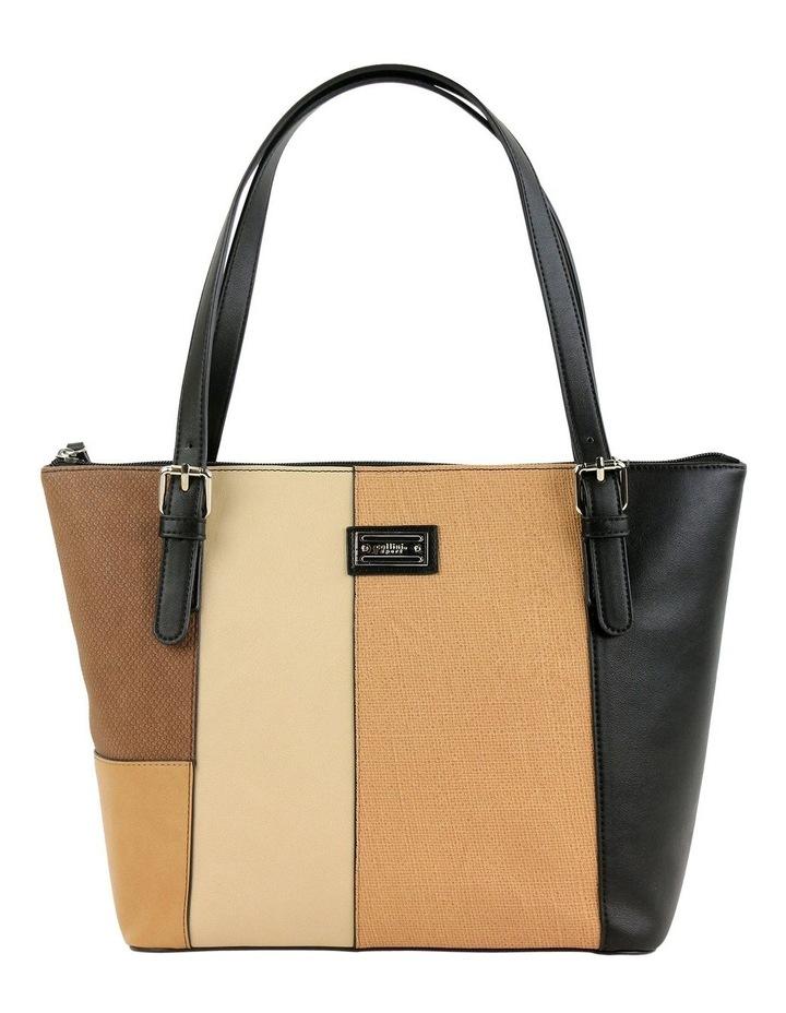 CSM005 DEBBIE Zip Top Tote Bag image 1