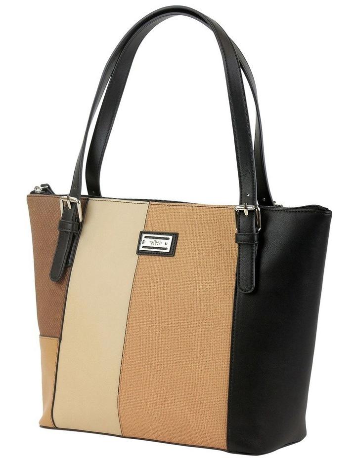 CSM005 DEBBIE Zip Top Tote Bag image 2