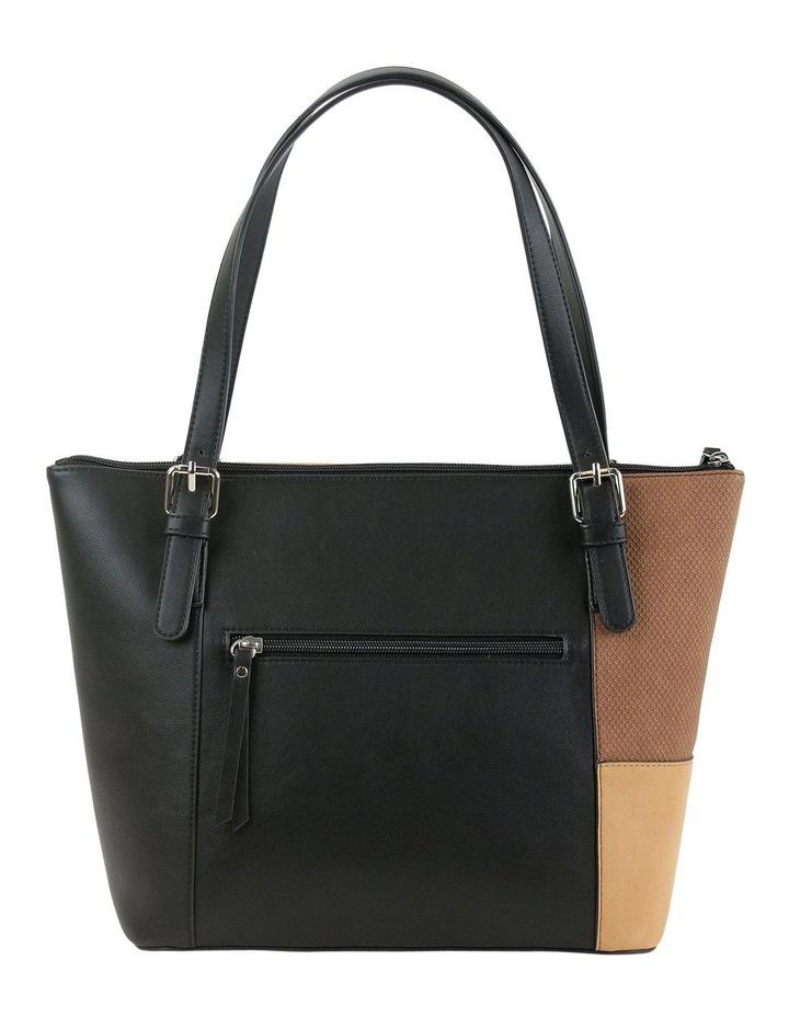 CSM005 DEBBIE Zip Top Tote Bag image 3