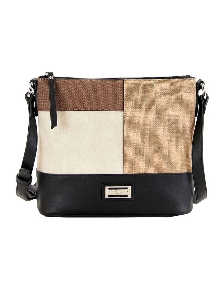 CSM006 DEBBIE Zip Top Crossbody Bag image 1