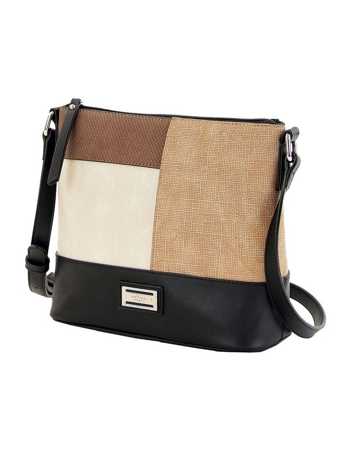 CSM006 DEBBIE Zip Top Crossbody Bag image 2