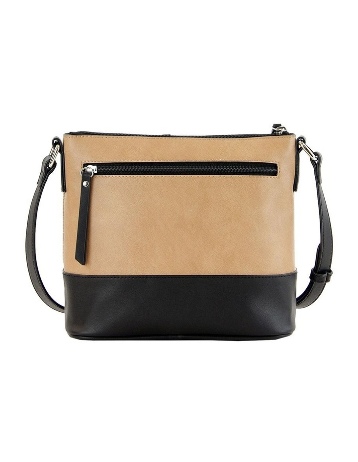 CSM006 DEBBIE Zip Top Crossbody Bag image 3