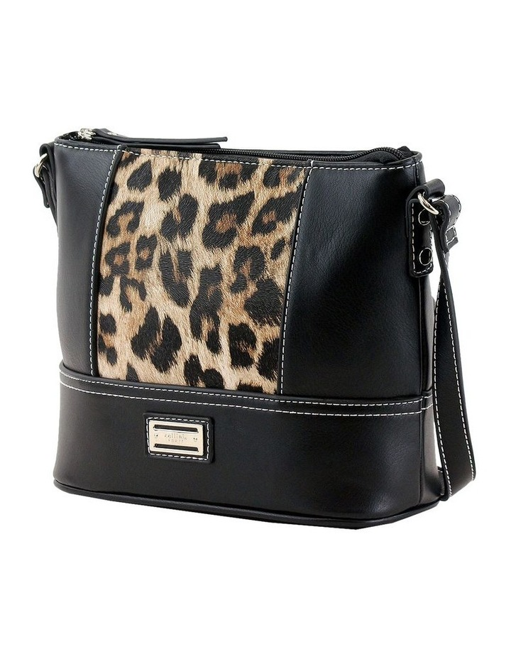 CSM027 KRISTEN Zip Top Crossbody Bag image 2