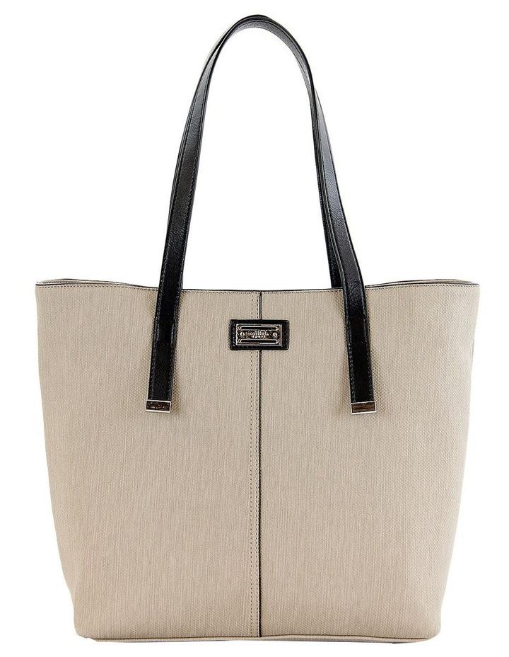 CSM001 ADELE Zip Top Tote Bag image 1