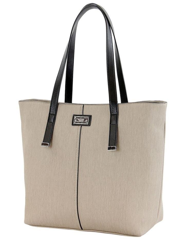 CSM001 ADELE Zip Top Tote Bag image 2