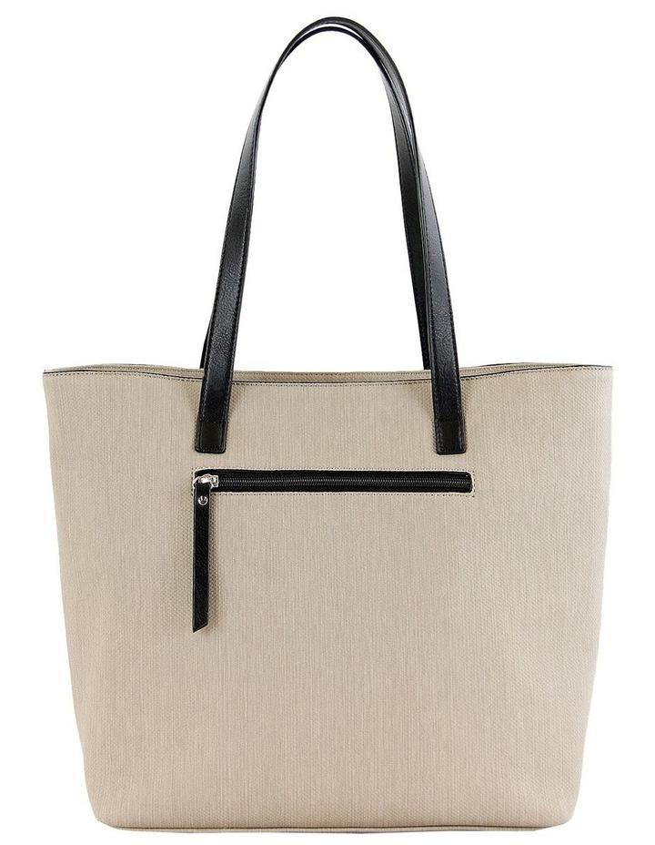 CSM001 ADELE Zip Top Tote Bag image 3
