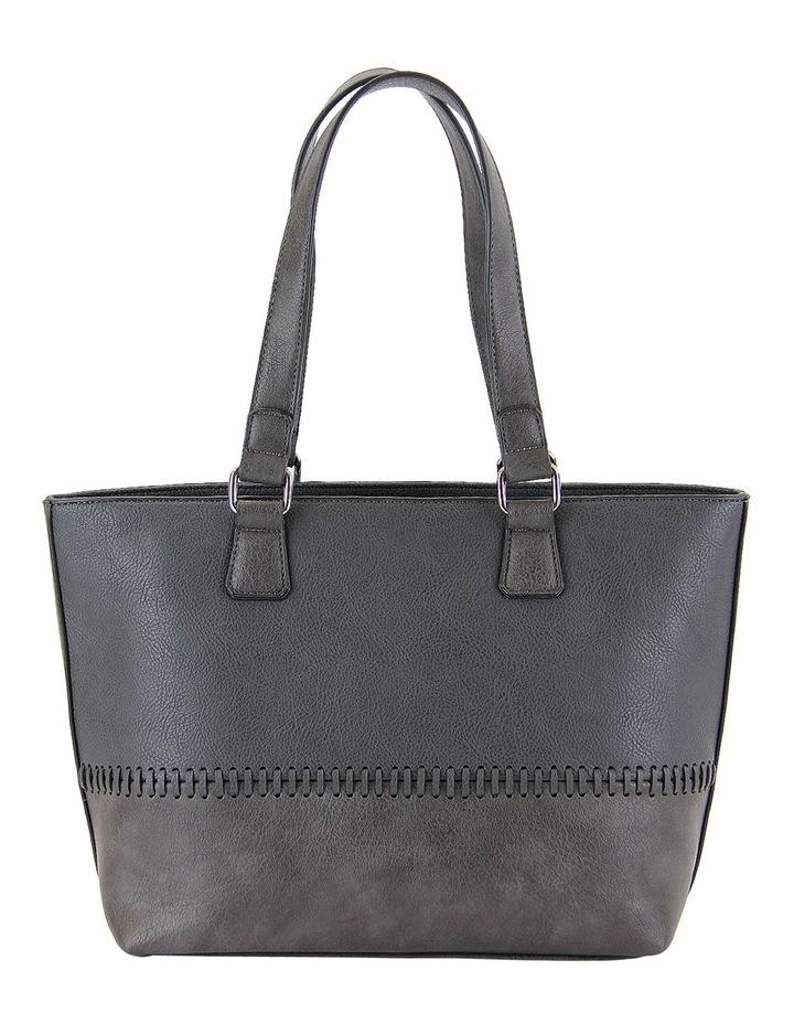 CSM010 FRANKIE  Zip Top Tote Bag image 3