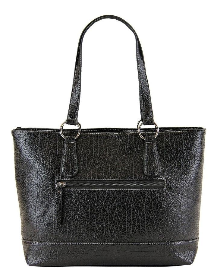 CSM020 HAZEL Zip Top Tote Bag image 3