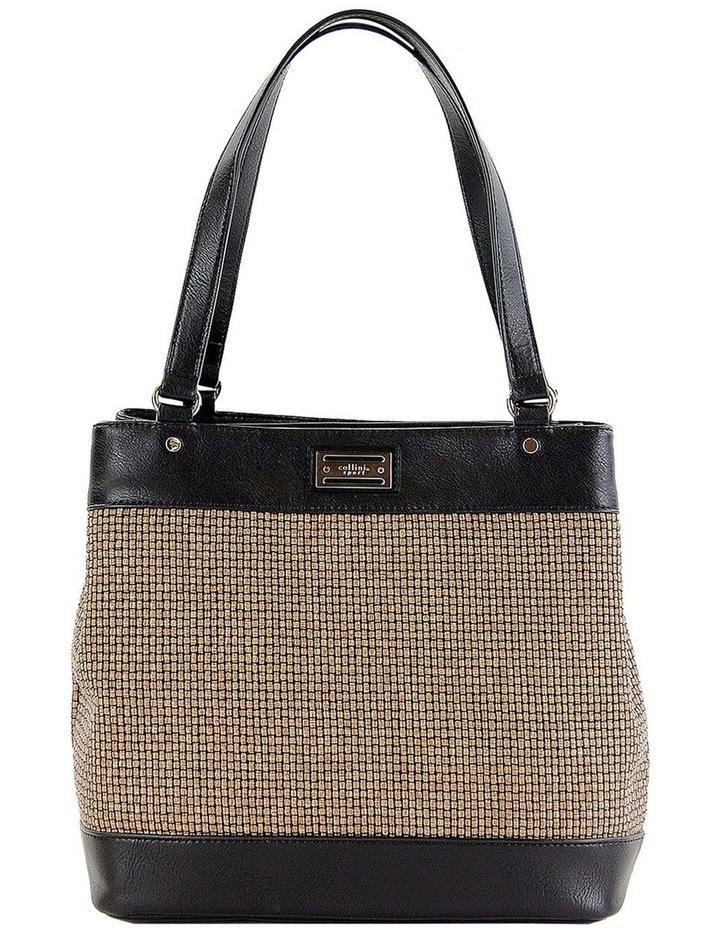 CSM045 PIP Zip Top Tote Bag image 1