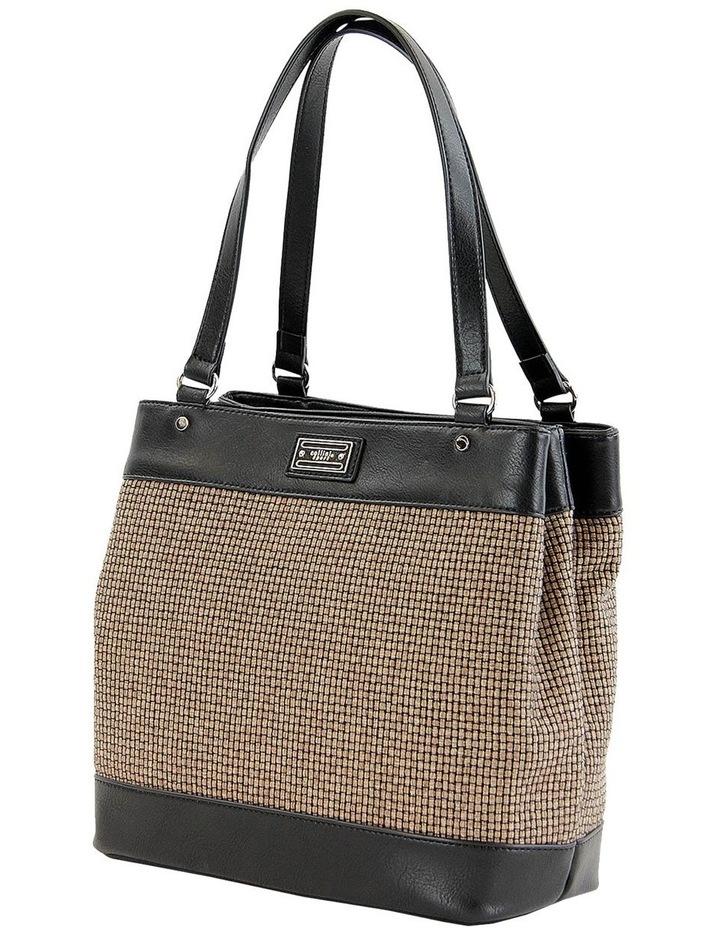 CSM045 PIP Zip Top Tote Bag image 2