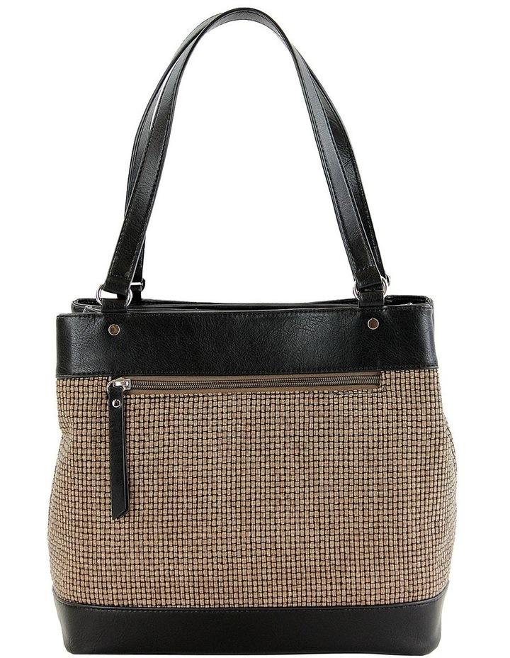 CSM045 PIP Zip Top Tote Bag image 3