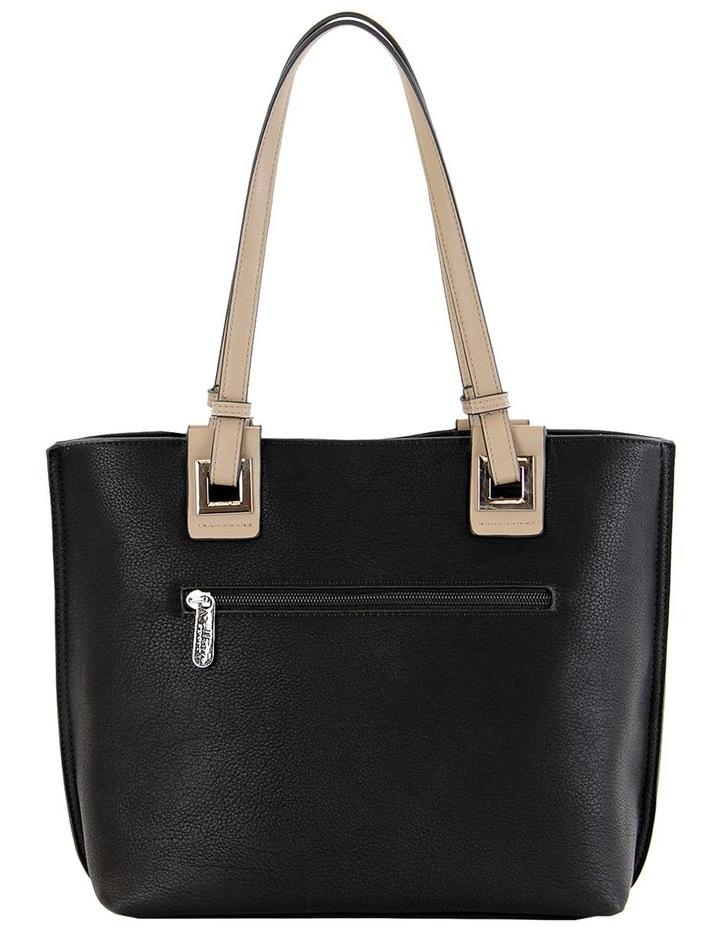 CSM055 RENEE Zip Top Tote Bag image 3