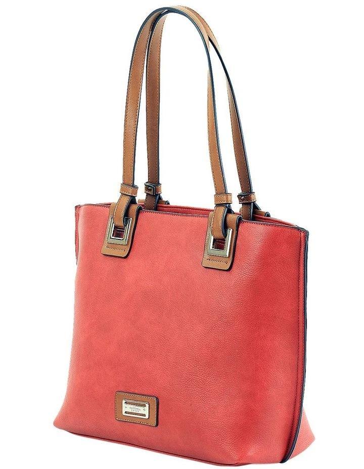 CSM055 RENEE Zip Top Tote Bag image 2
