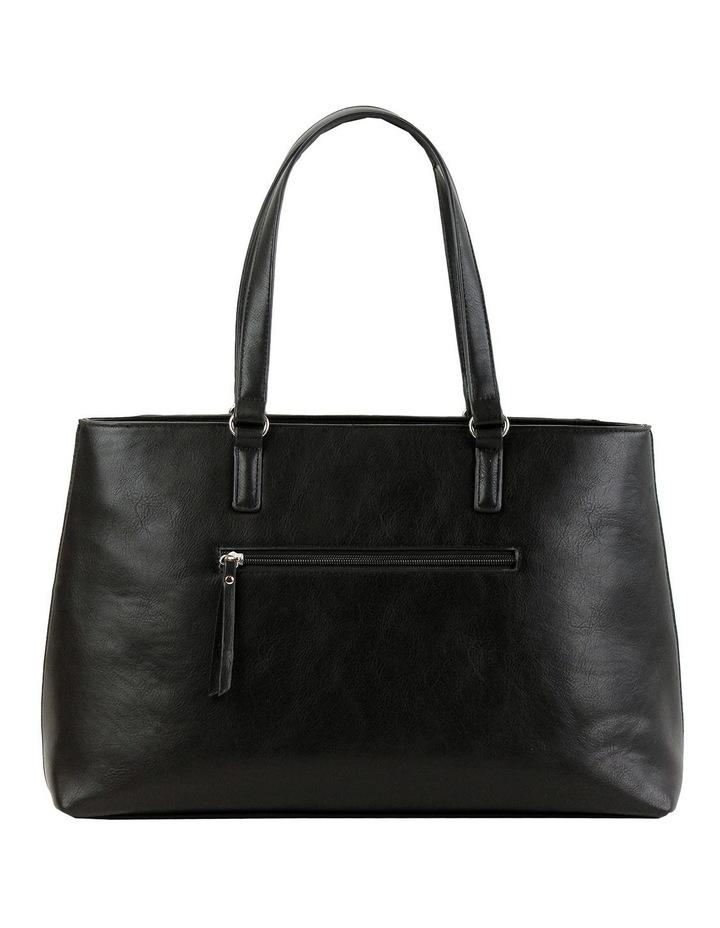 CSM050 QUINCY Zip Top Tote Bag image 3