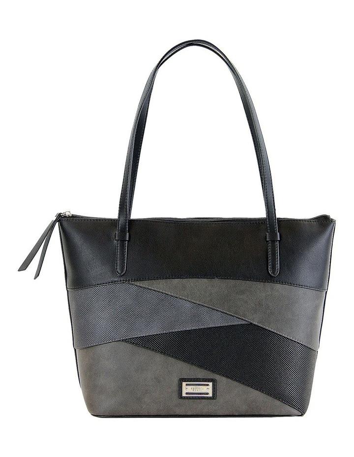 CSM015 GWEN Zip Top Tote Bag image 1