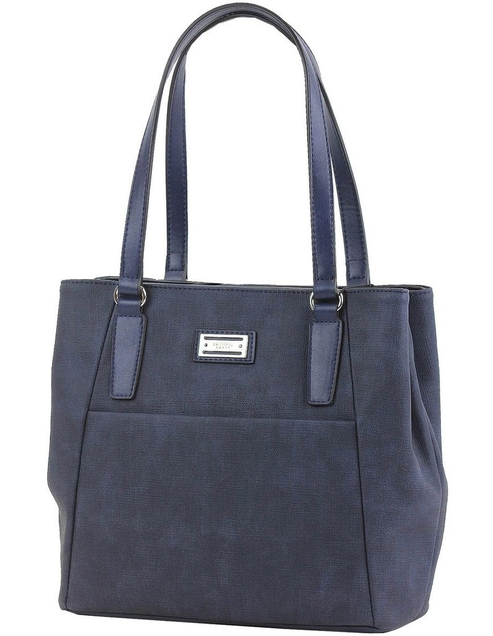 CSM065 SHARON  Zip Top Tote Bag image 2